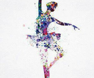 ballet and wallpaper image
