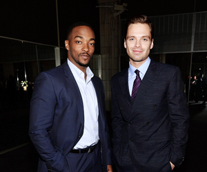 sebastian stan and anthony mackie image