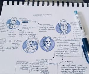 notebooks, study, and studyblr image