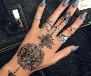 henna and rings image