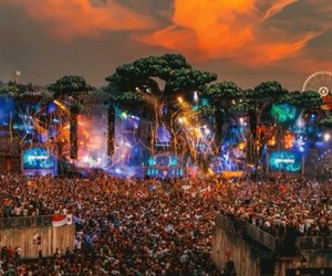 dance, festivals, and music image