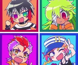 nanbaka and anime image