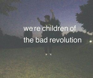 grunge, bad, and revolution image