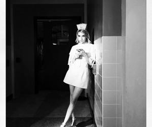 emma roberts and scream queens image