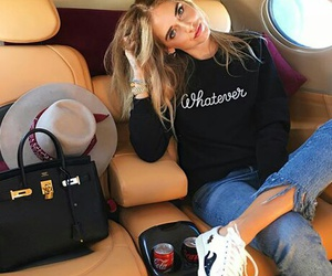 airport, black, and style image