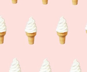 background, helado, and pattern image