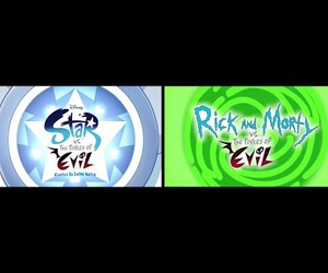 video, svtfoe, and rick & morty image