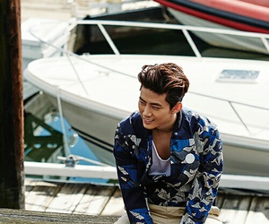 2PM, taecyeon, and ok taecyeon image