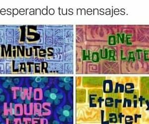 bob esponja, memes en español, and divertido image