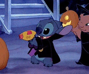 Halloween and stitch image