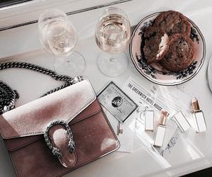 food, drink, and bag image