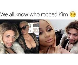 funny, kim kardashian, and oml image