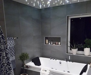 bathroom, decoration, and house image