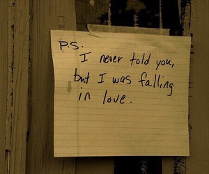 love, quotes, and notes image
