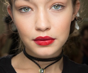 gigi hadid, model, and eyes image