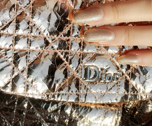 bag, beautiful, and dior image