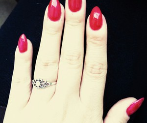 beauty, nails, and diy image
