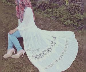 girls, حجابي, and hijab image