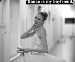 dance, boyfriend, and ballet image