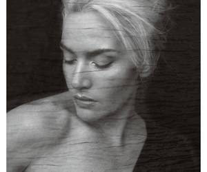 b&w, blonde, and kate winslet image