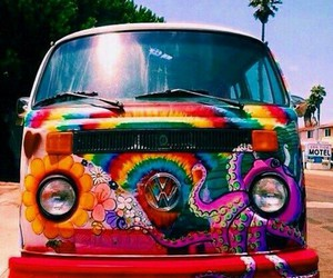 hippie and vans image