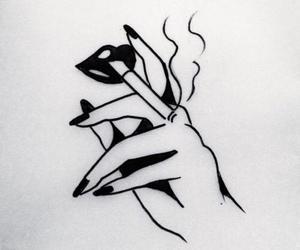 art, aesthetic, and lips image