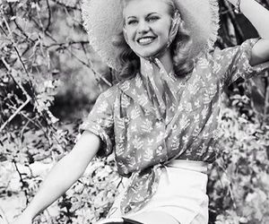 beauty, ginger rogers, and blonde image