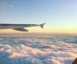 beutiful, sky, and travel image