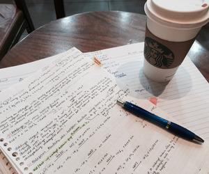 coffee, motivation, and study image