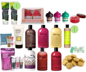 bath, cosmetics, and makeup image