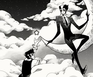 comic, muerte, and vida image