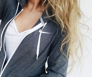 fitness, inspiration, and sport outfit image