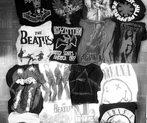 nirvana, rock, and band image