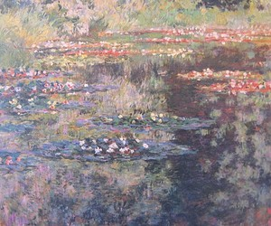 monet, art, and colours image