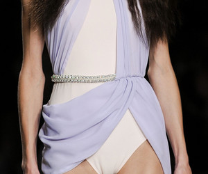 detail, fashion, and runway image
