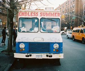 vintage, summer, and indie image