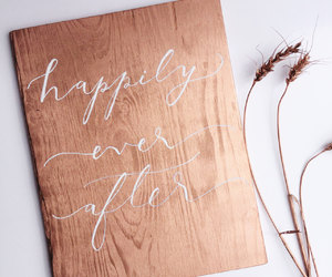 art, bride, and calligraphy image
