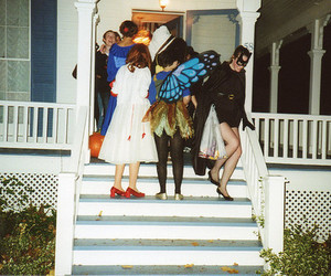 party, Halloween, and vintage image