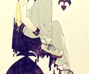 kingdom hearts and riku image
