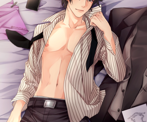 mystic messenger and jumin han image