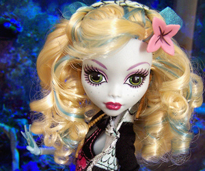 doll, mattel, and monster high image