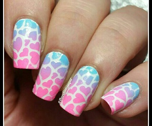 my nails...love you image