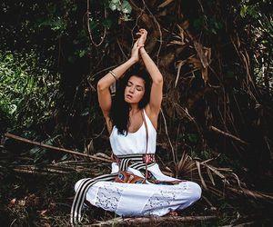 free spirit, peaceful, and Sunday image