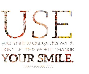 phrases, quotes, and smile image