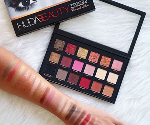 eyeshadow, makeup, and obsession image