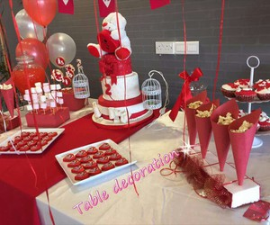 red, red cake, and all images image