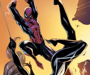 Marvel, spidergirl, and arana image