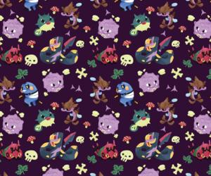 background, patterns, and pokemon image
