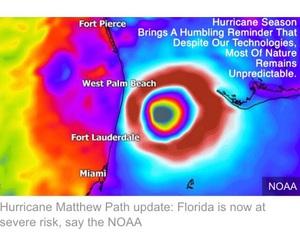 quotes and hurricanematthew image