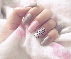 classy, delicacy, and nails image